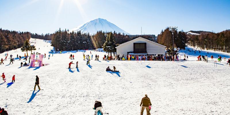 Skigebiet Mount Fuji