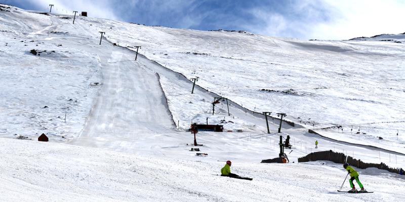 Skigebiet Südafrika