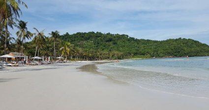 Star Beach in Vietnam