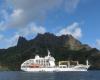 Blick auf die Aranui 5