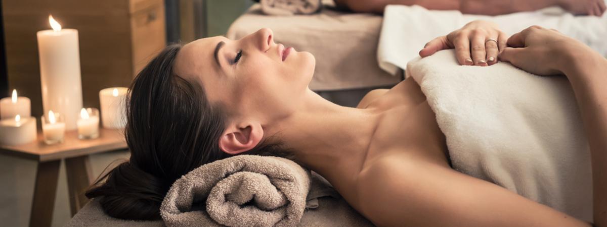 Massage entspannen