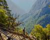 Samaria Schlucht auf Kreta