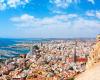 Alicante in Spanien