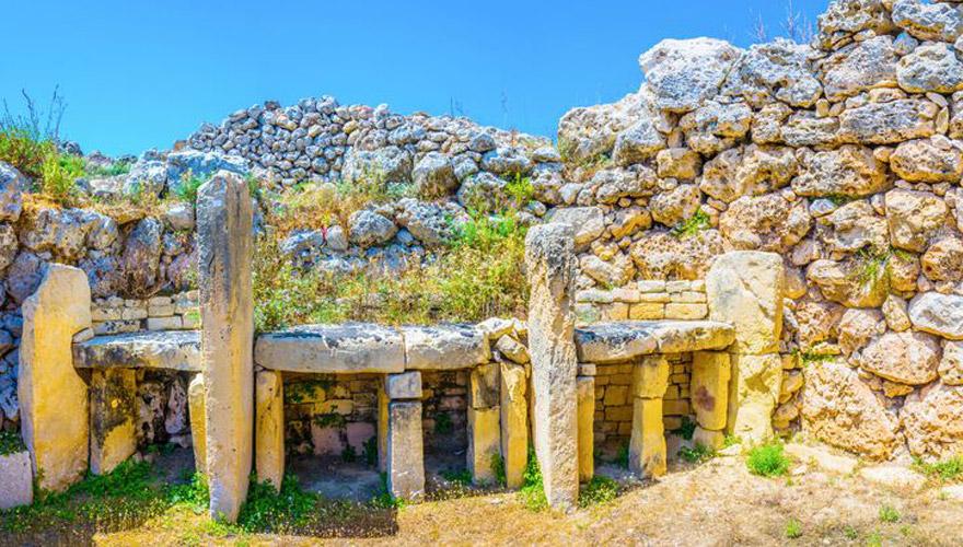 Tempel von Ggantija