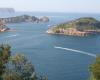 Insel in Spanien