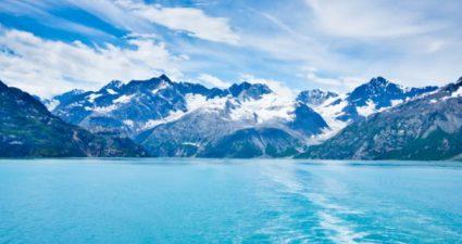 Berge Landschaft Alaska