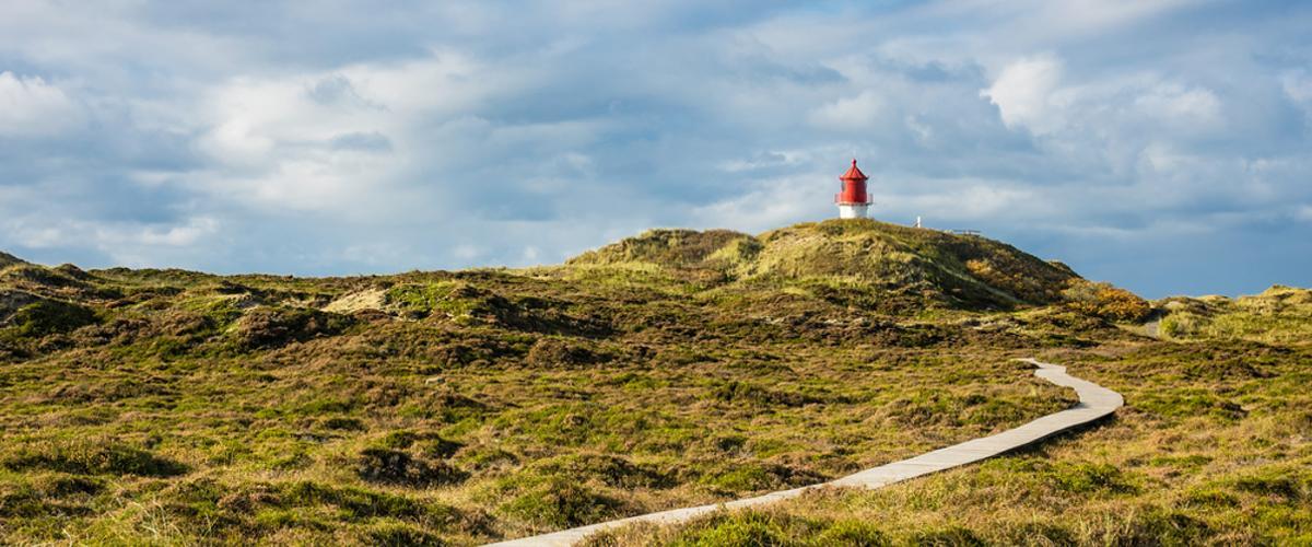 Familienwanderung Nordsee