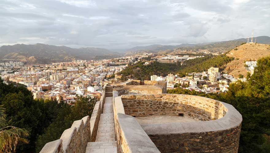 Fest Alcazaba in Malaga
