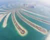 Palmeninseln in Dubai