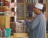 Verkaufsstand für Weihrauch in Salalah