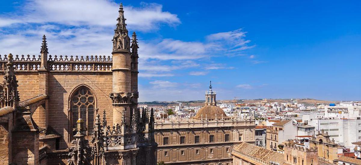 Sevilla Aussicht