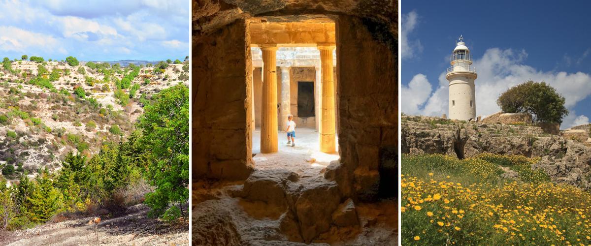 Paphos und Umgebung