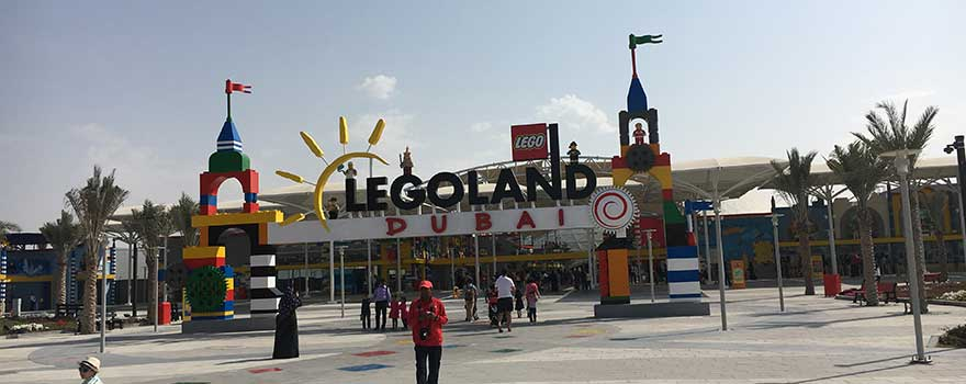 Legoland in Dubai