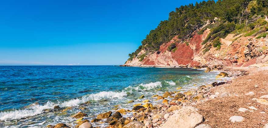 Port Valldemosse auf Mallorca