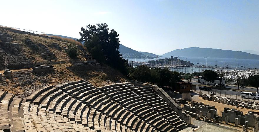 Antikes Theater Bodrum