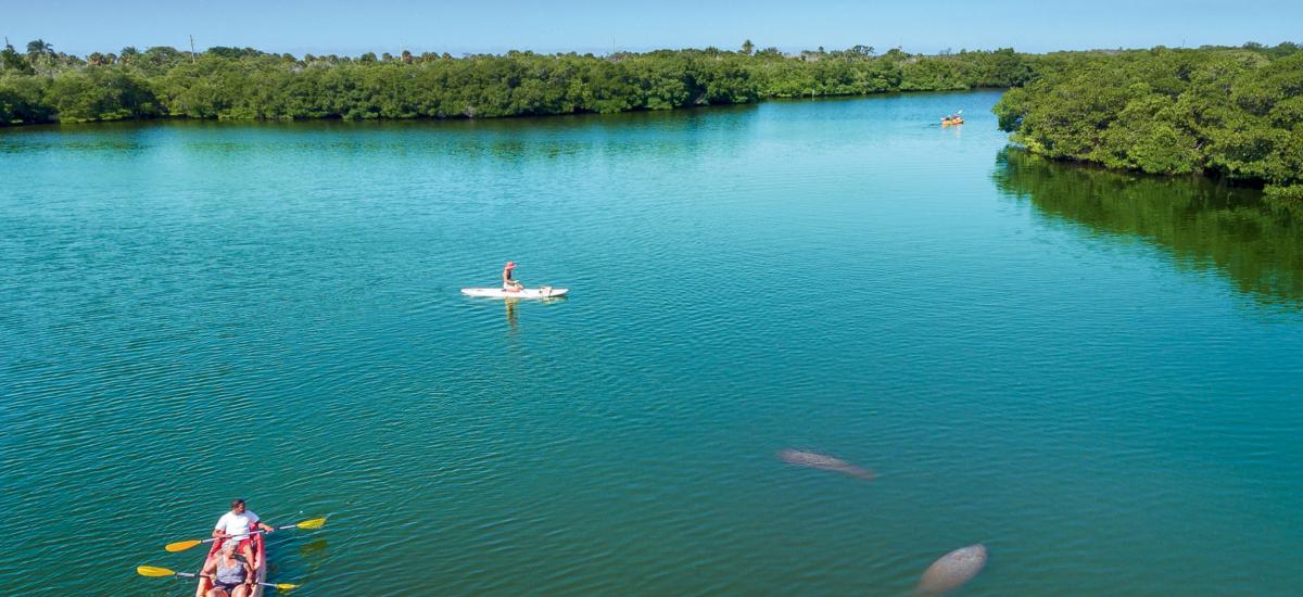 Blogbild-Kanu-See-Florida