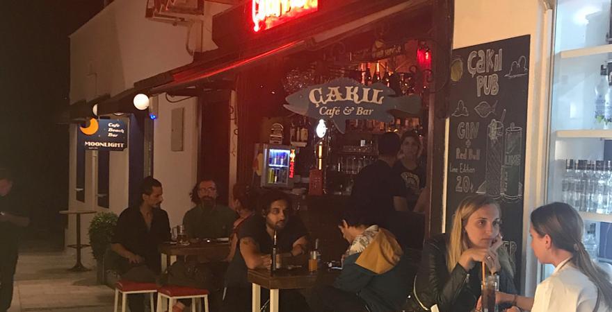 Bar in Bodrum