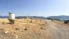 Windmuehle Bodrum mit Panorama