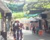 Einkaufsmeile in Bodrum