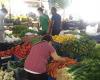 Gemüsemarkt in Bodrum