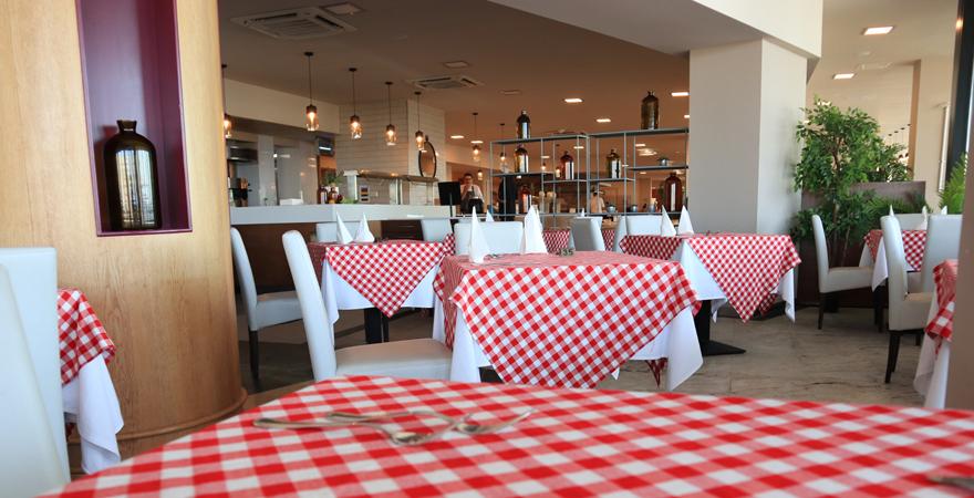 Das italienische À-la-carte-Restaurant im LABRANDA Riviera auf Malta