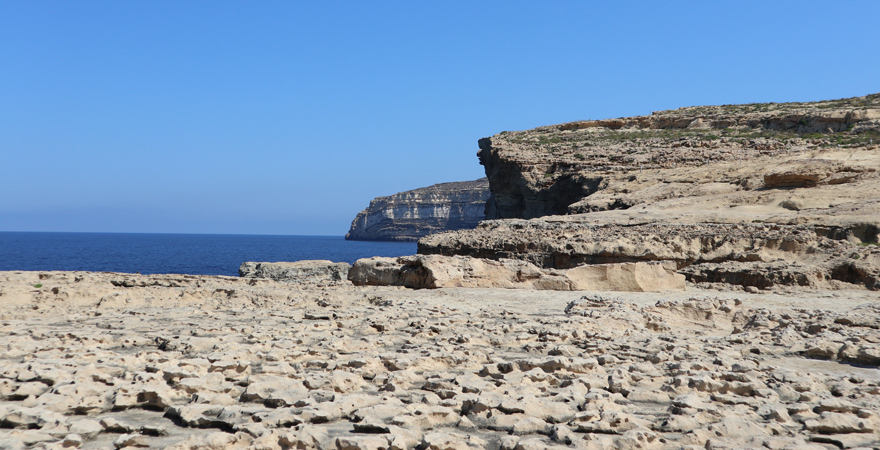 Broken Azure Window, Gozo