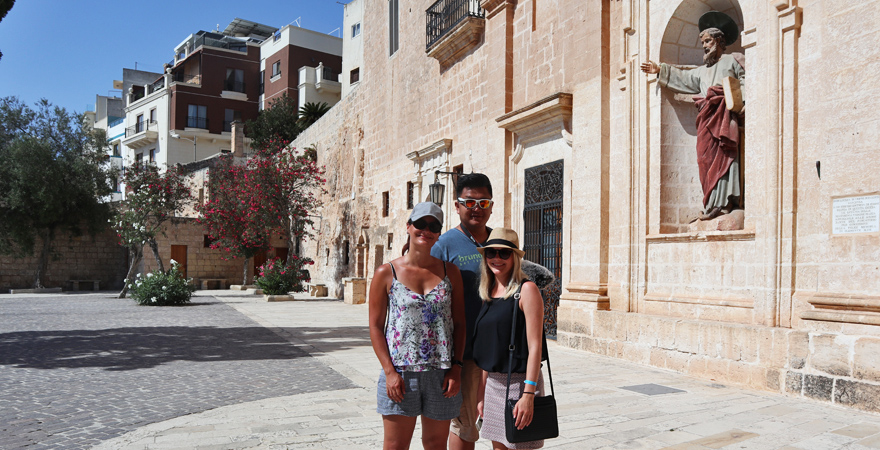 FTI in Mellieha, Malta