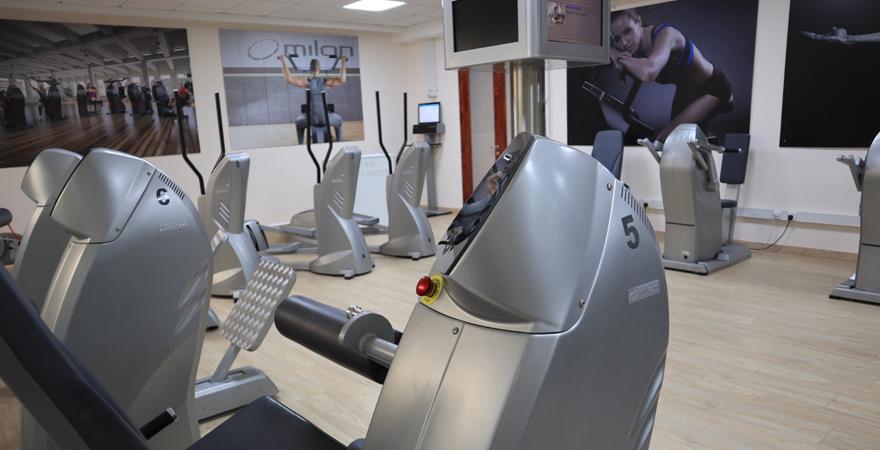 Fitnessraum im LABRANDA Riviera Premium Resort & Spa