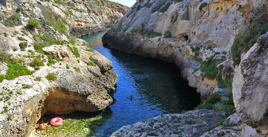 Ghasri Valley, Jeep-Safari, Gozo, Malta