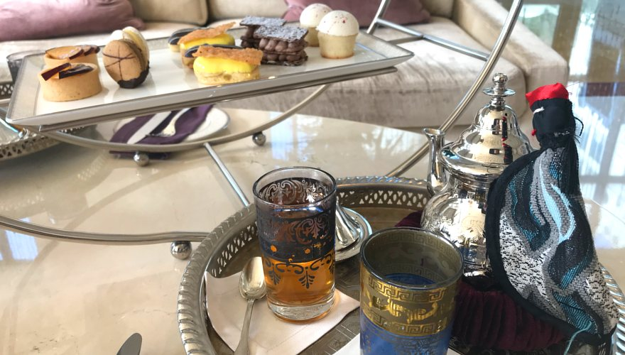 High Tea Waldorf Astoria