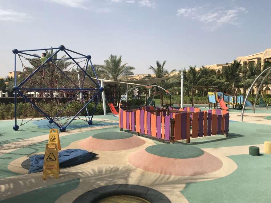 Kinderspielplatz Doubletree RKT