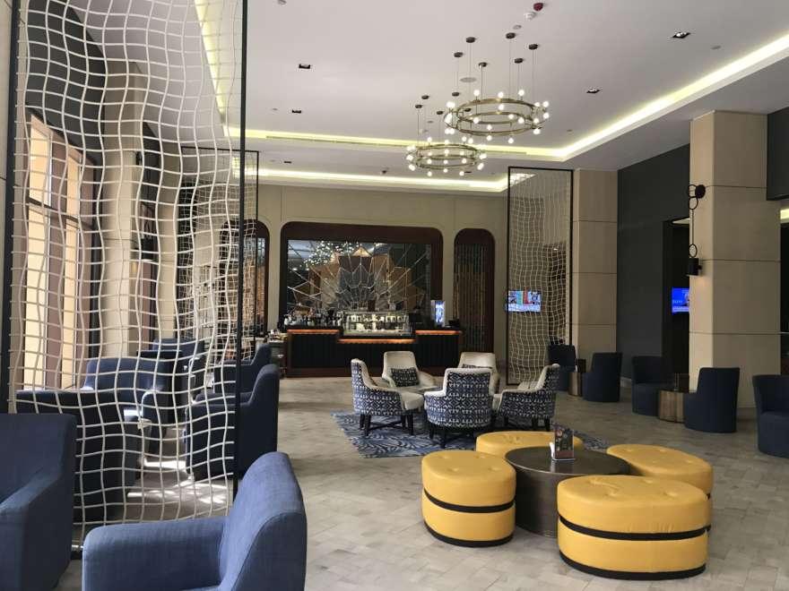 Lounge Doubletree RKT