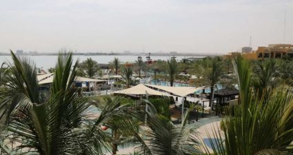 Poollandschaft Doubletree RKT