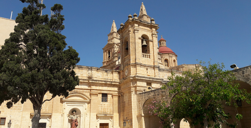 Kirche Santa Marija, Mellieha, Malta