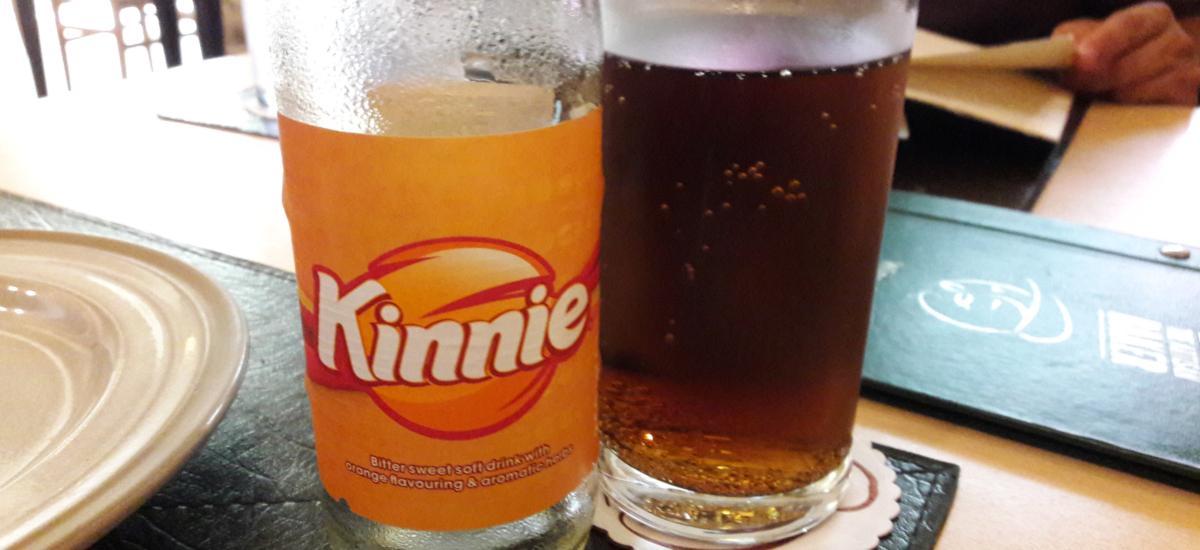 Typische maltesisches Getränk - Kräuter-Limonade - Erfrischungsgetränk