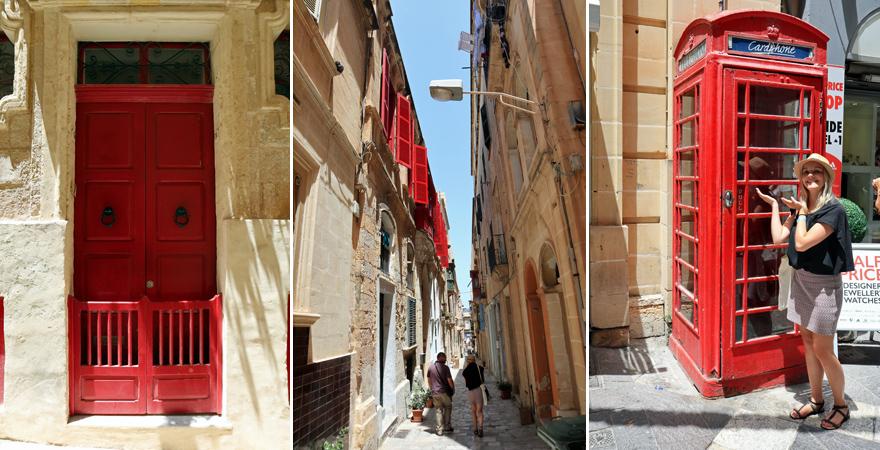 Impressionen aus Valletta