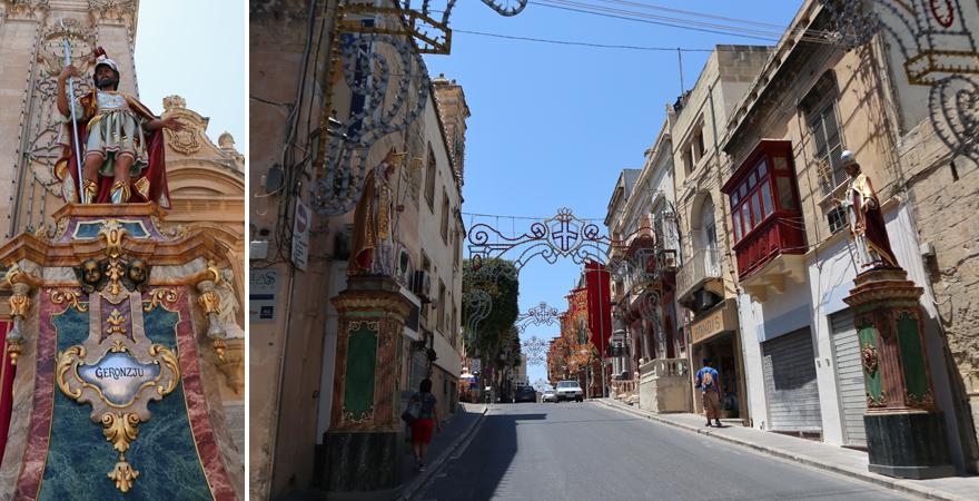 Hauptstadt von Gozo, Victoria