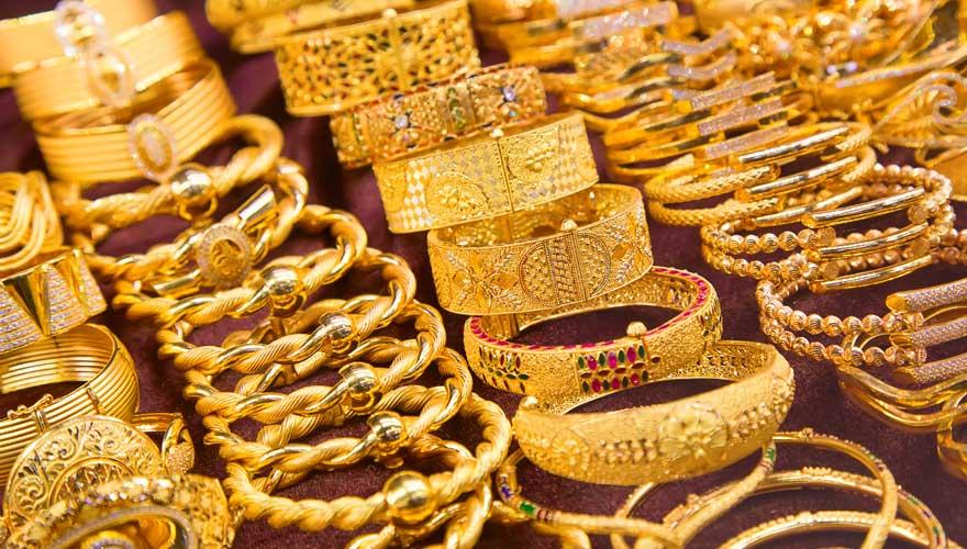 Goldschmuck in Dubai