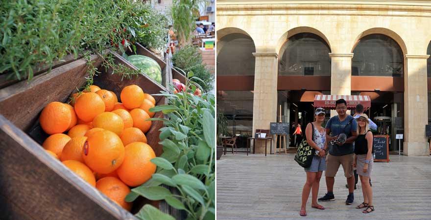 Is Suq Tal Belt Markthalle in Valetta