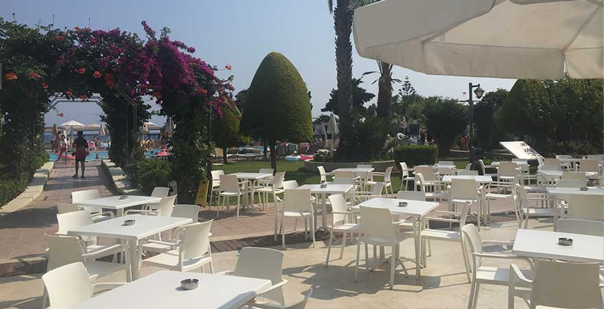 Restaurant im Labranda Blue bay