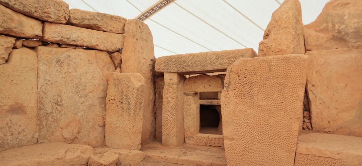 Tempelkomplex von Ħaġar Qim