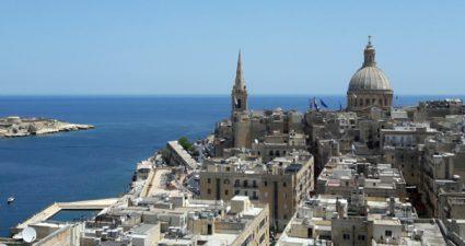 Altstadt von Valletta - Malta - Weltkulturerbe
