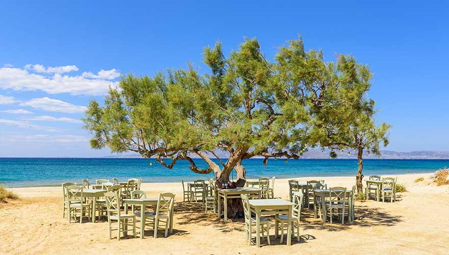 Taverne in Naxos