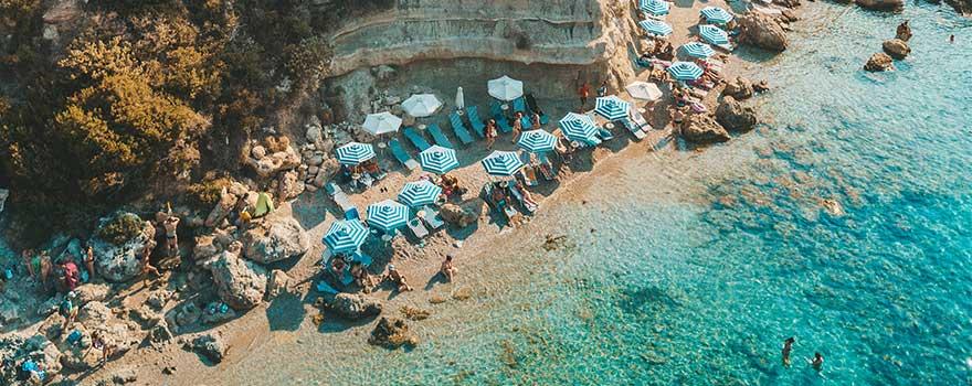 Die Schönsten Strände Auf Rhodos Fti Reiseblog