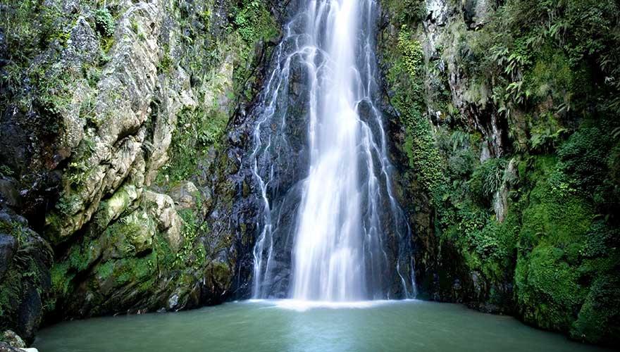Wasserfall in Constanza, Dominikanische Republik