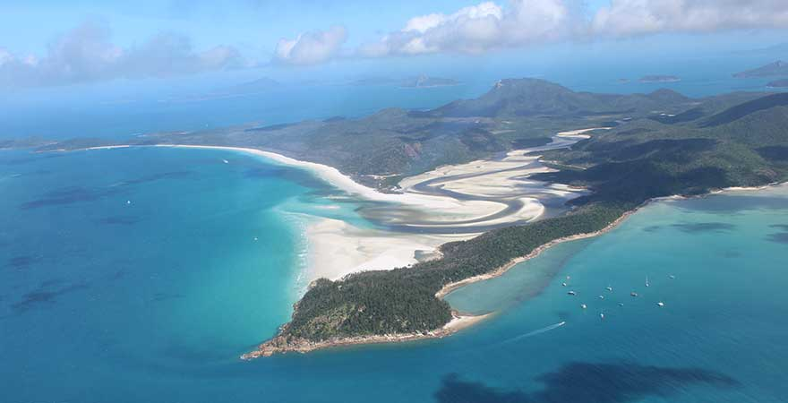 Whitesunday Island