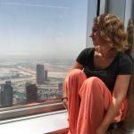 Aussicht Dubai