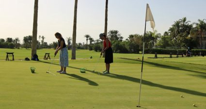 Golfkurs, Palm Golf, Palmeraie, Marrakesch