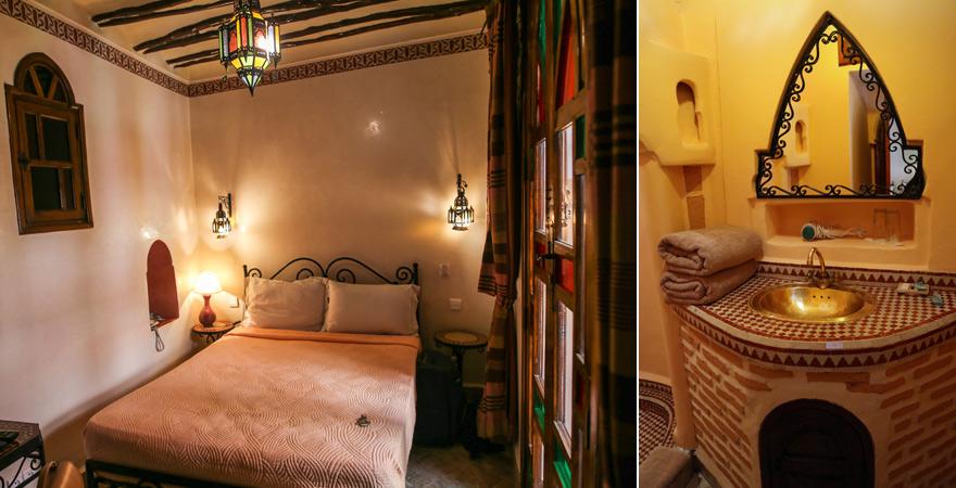 Zimmer im Dar Catalina, Marrakesch