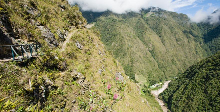 Wanderweg Inka Trail